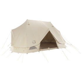 Nordisk Vanaheim 24 m² teltta Technical Cotton , beige
